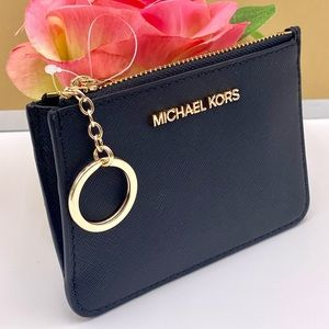 🌸Michael Kors Small Pouch Wallet Card Holder